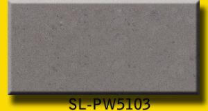 Most Popular Calacatta Artificial Quartz Stone pictures & photos