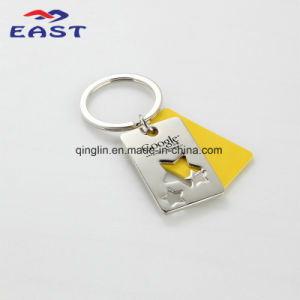 Customized Souvenir Gifts Delicate Zinc Alloy Keychain pictures & photos