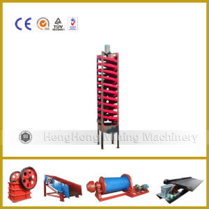 Laboratory Washing Coal Spiral Chute for Gravity Processing Equipment pictures & photos