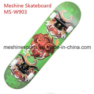 Professional Four Wheel Adult Wood Skateboard Manufacturer in China pictures & photos