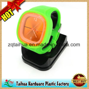 Custom Logo Printed Promotional Gift Watch pictures & photos
