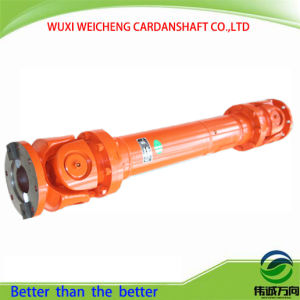 SWC Cardan Shaft for Skew Rolling Mill pictures & photos
