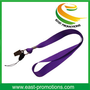 Promotional Custom Nylon Neck Lanyard with Logo pictures & photos