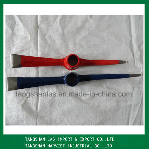 Mattock Agricultural Tool Carbon Steel Pick and Mattock pictures & photos