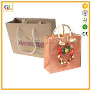Custom High Quality Paper Shopping Gift Bag pictures & photos