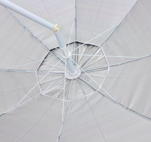 6.5 FT Polyester 100 Upf Beach Umbrella with Vent & Tilt pictures & photos