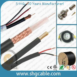 Mil Standard Video Surveillance Coaxial Cables 2.5c-2V Rg59 Mini Coax pictures & photos
