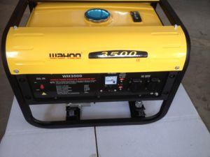 AC Single Phase Portable Gasoline Power Generator 2.5kVA Generator pictures & photos