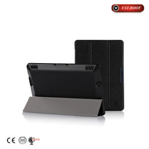 Black Color PU Tablet Case for Pad pictures & photos