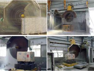 Granite Diamond Blade Block Cutting Machine Dq2500 pictures & photos