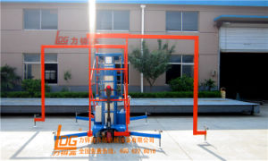 Aluminium Alloy Mobile Aerial Mast Work Platform (GTWY12-200SB) pictures & photos