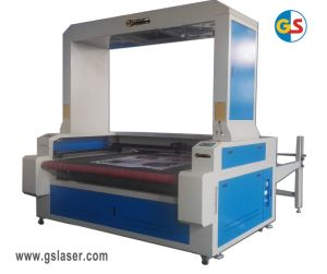 Manufacturer of Auto-Feeding Laser Cutting Machine with CCD Camera CO2 Laser Cutting Machine GS1610 pictures & photos