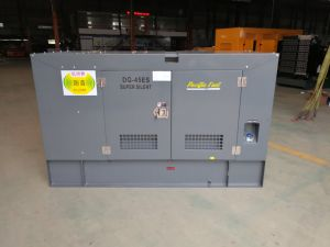 60kVA Diesel Generators Brushless Alternator Water Cooled pictures & photos