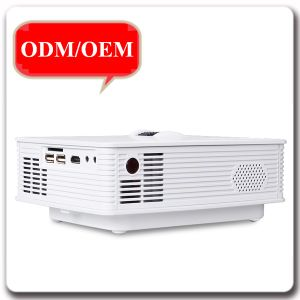 Home Cinema LED LCD 1080P Gp9 Mini HD Projector pictures & photos