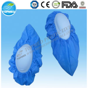 Disposable Shoe Cover, SBPP Shoe Cover, Medical Shoe Cover pictures & photos