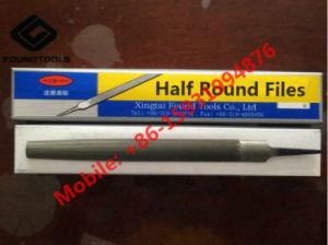 T12 Steel Half Round Files