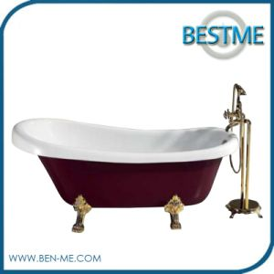 2016 Special Design Hot Tub Sanitary Ware Bath Tub pictures & photos