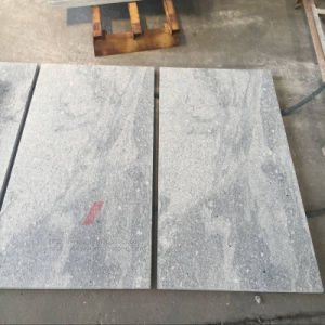 Ash Grey Granite Tiles in Polished, Flamed, Antique Surface pictures & photos