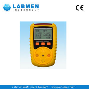 Portable Gas Detector Alarm with Ex, Co, H2s, O2 pictures & photos