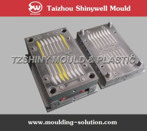 Multies Cavities Plastic Disposable Knife Injection Mould pictures & photos