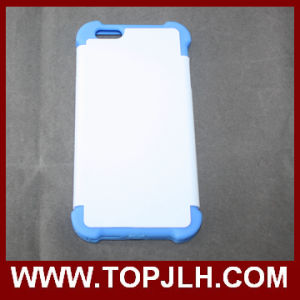Custom for iPhone 6/6s Sublimation Rubber PC Case