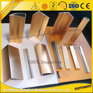 Hot Selling 6063t5 Aluminium Extrusion Edge for Flish Globe Pool pictures & photos