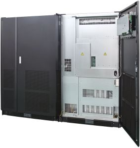 Sun-33t 400-500kVA Double Conversion UPS with Isolated Transformer pictures & photos