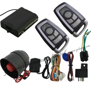 Five Button Remote Controller with Car Alarms pictures & photos