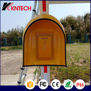 Outdoor Telephone Handsfree Intercom Industrial Telephone with 24 Months Warranty pictures & photos