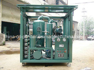 Double-Stage Transformer Oil Treatment Plant pictures & photos