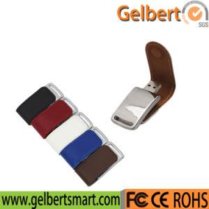 Custom Bracelet Metal Leather USB 2.0 Memory Stick Pen Drive pictures & photos