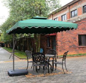 Garden Cantilever Outdoor Patio Umbrella with UV Resistant