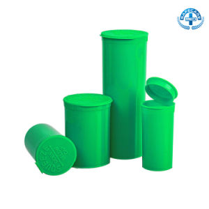 Pop Top Weed Proof Containers Vials Medical Bottle, Smell Proof Container pictures & photos