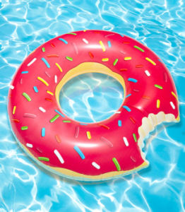 Inflatable Donut Swimming Ring pictures & photos