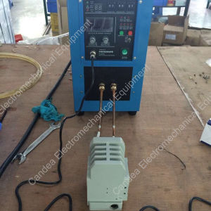 Ce Approved 25kw Portable Induction Heating Machine pictures & photos
