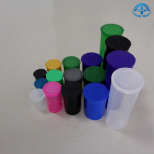 New 19 DRAM Squeeze Cap Rx Pill Bottles Prescription Storage Medicine Containers pictures & photos