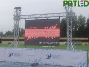 HD Resolution Outdoor Full Color LED Screen Display for Advertising (P3.91, p4.81, P5.95) pictures & photos
