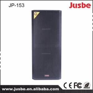 Powerful Full Frequency Dual 15 Inch Subwoofer Outdoor Stage Speaker 1200W pictures & photos