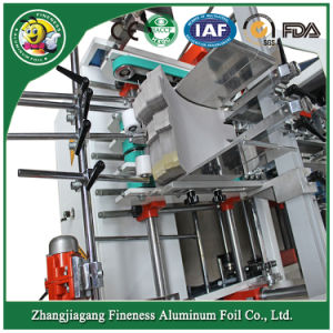 Low Price Professional Corrugated Box Folder Gluer Machine pictures & photos