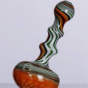 Wholesale Colorful Mini Glass Pipes Tobacco Pipes Mixed Colors pictures & photos