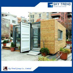Economical Living Prefab Portable Cabin Container House pictures & photos