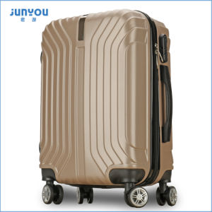 Best Sale Superior Quality ABS Trolley Luggage pictures & photos