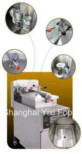 Electric Pressure Fryer Pfe-600 pictures & photos