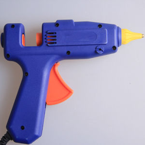 Yellow Sol Strips Hot Melt Glue Gun, Hot Glue Gun, Industrial Glue Gun 80W pictures & photos