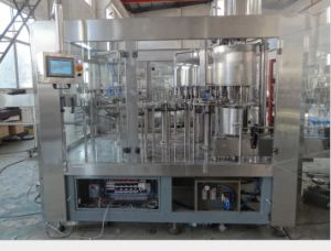SGS Plastic Bottle Beverage Machine Water Filling Machine pictures & photos