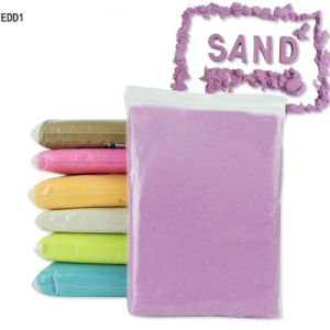 Wholesale Bulk Magic Sand for Children Creative Playing Dynamic Sand Moving Sand pictures & photos