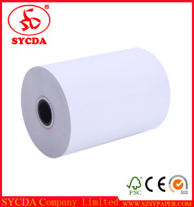 Bus Tickets Printing Paper Roll Thermal Paper Roll 80mm Factory Direct pictures & photos