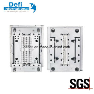 PP Connector Mould/Plastic Injection Mould pictures & photos