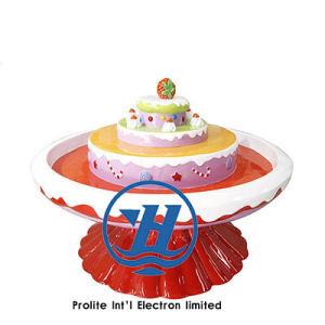 2017 New Cake Sand Table Indoor Soft Play Equipment for Children (ZJ-OST02) pictures & photos