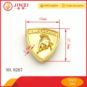 Customize Logo Rivets/Metal Logo Rivets Wigh High Quality pictures & photos